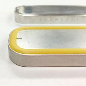 弁体の溝の寸法からバルブパッキンを設計・製造